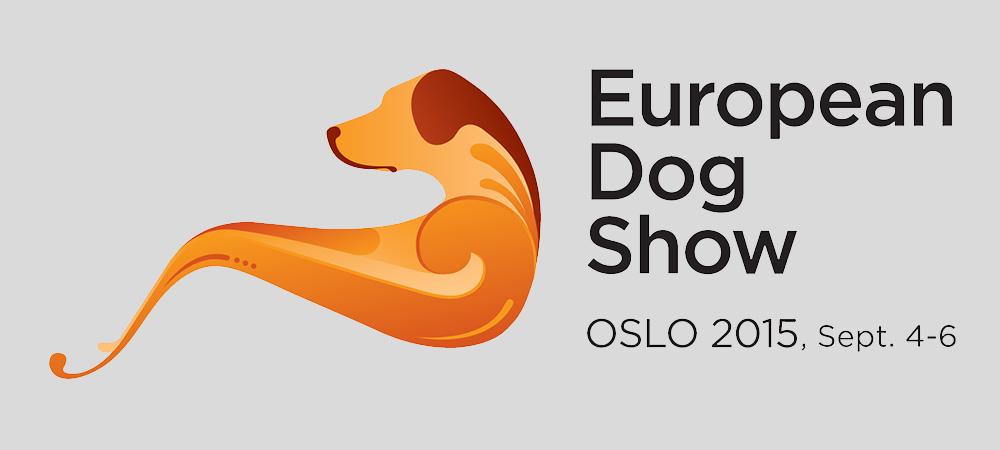 European dogshow Oslo 2015 logo